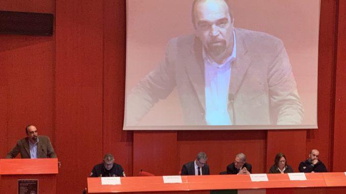 Fratelli Italia convegno busto