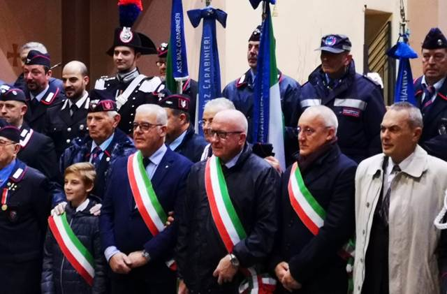 Carabinieri Virgo Fidelis Golasecca