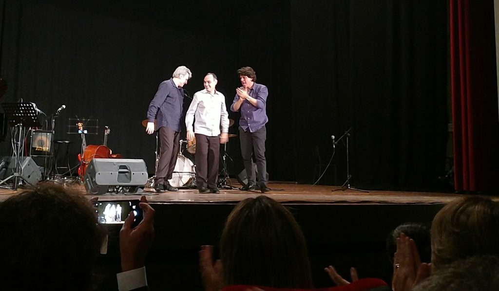 trio corrente busto jazz