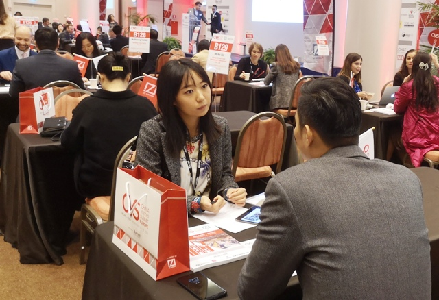 China Visitors Summit Malpensa