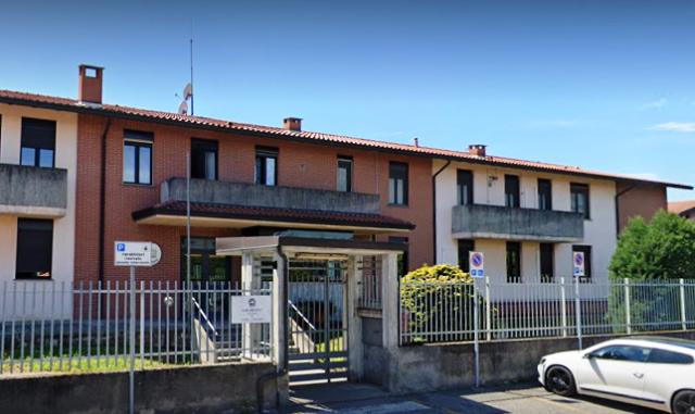 Ampliamento caserma carabinieri somma
