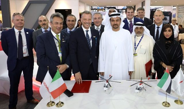 Leonardo Abu Dhabi Aviation
