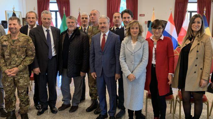 Nato sindaci assessori valle olona