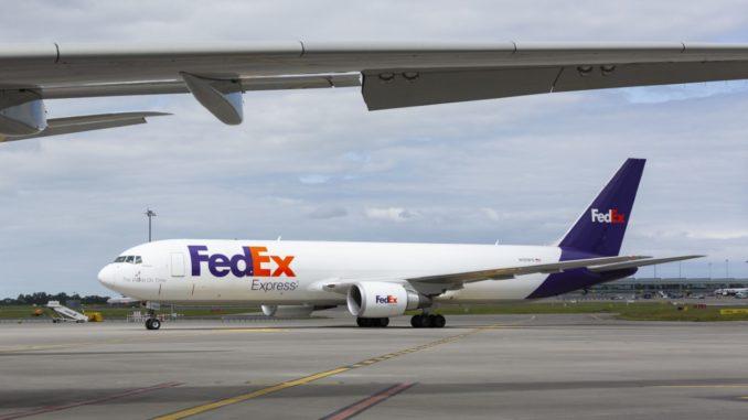 malpensa fedex boeing 767F