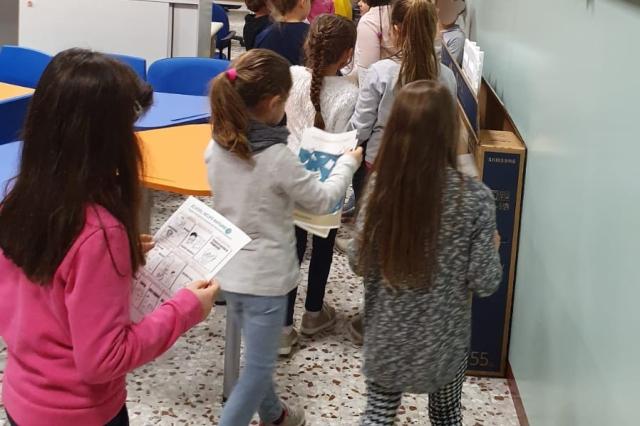 albizzate scuola natura ambiente