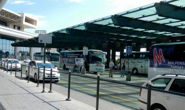 Canton Ticino bus Lugano Malpensa
