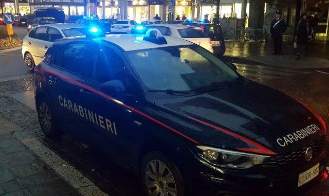 carabinieri droga piazza garibaldi