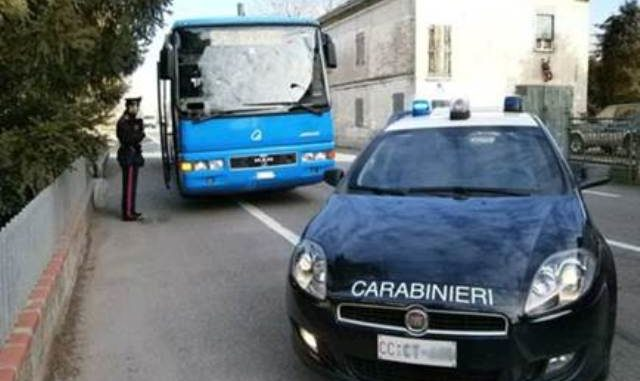 lonate droga bus