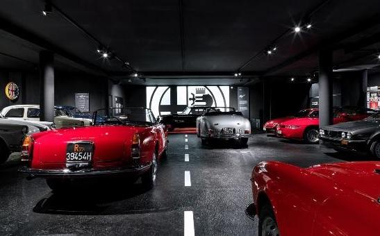 legnano auto storiche museo cozzi