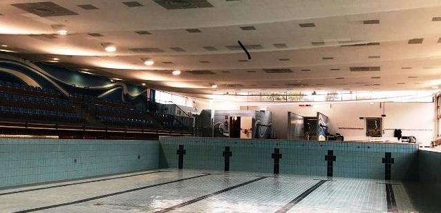 legnano piscina chiusa pd