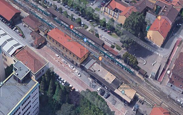 legnano stazione ferrovie lavori