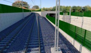 Ferrovia Malpensa T2 Gallarate