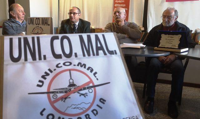 Unicomal comitati contro Malpensa
