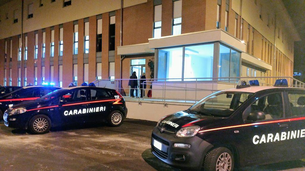 busto caserma carabinieri