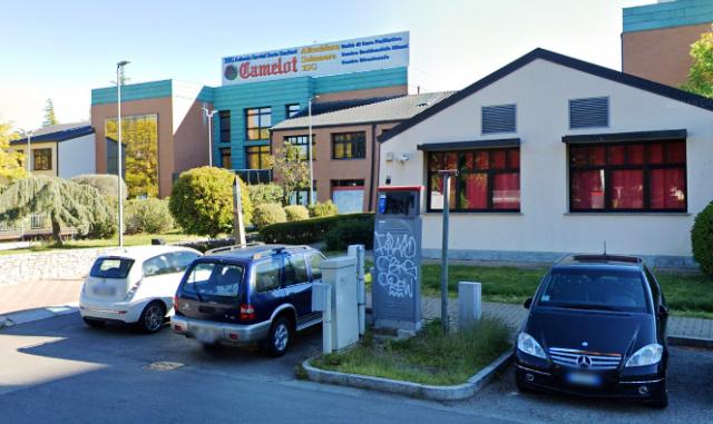 Gallarate farmacia comunale Ronchi