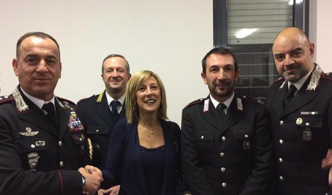 polizia locale carabinieri castellanza