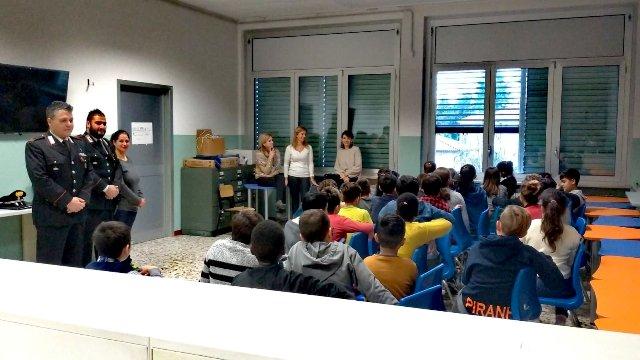 albizzate legalità scuole carabinieri