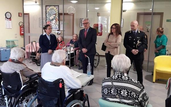 legnano anziani comune visita