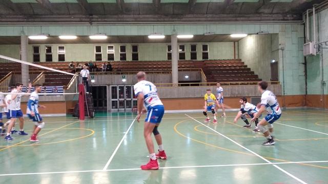 busto volley maschile nona vittoria