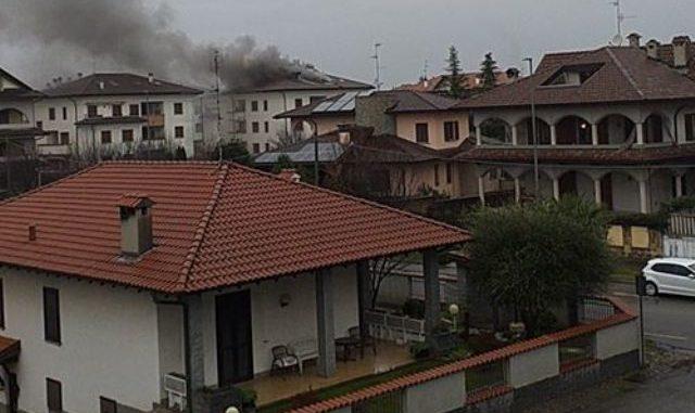 gorla incendio palazzina evacuata