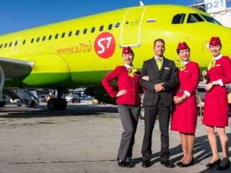 Malpensa Mosca S7 Airlines