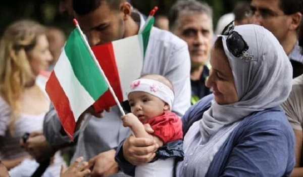 stranieri ismu sbarchi italia