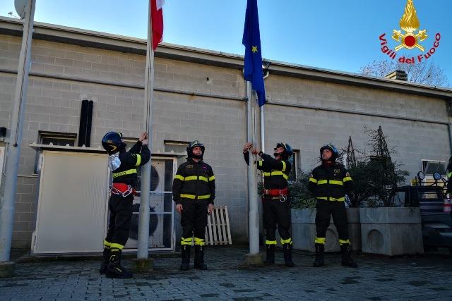 tradate distaccamento vigili fuoco