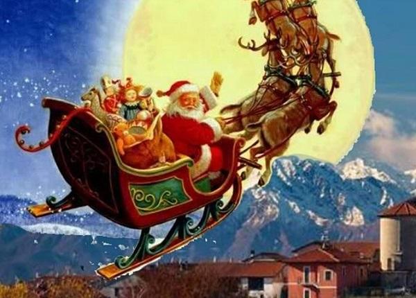 Immaggini Babbo Natale.A Sumirago Babbo Natale Villaggio Degli Hobbisti E Spettacoli Per Bambini Malpensa24