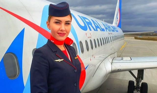 Ural Airlines Malpensa Mosca