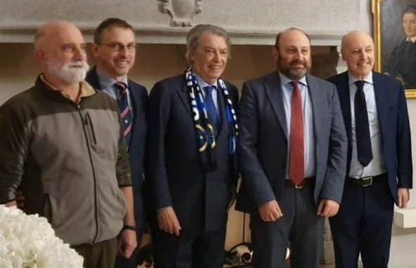 Massimo moratti inter somma