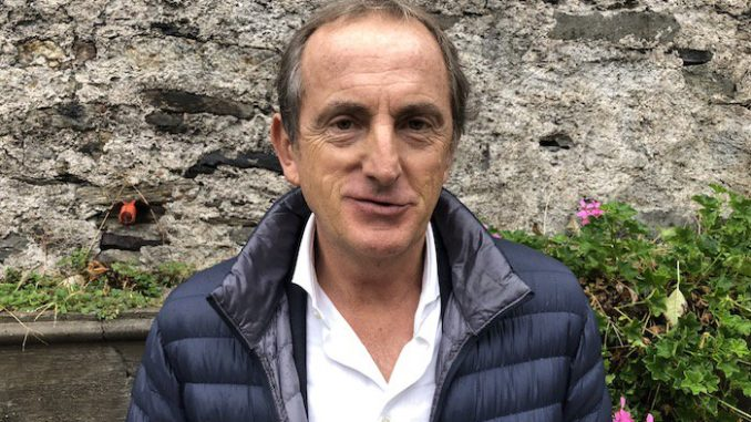 Busto Emanuele Antonelli sindaco