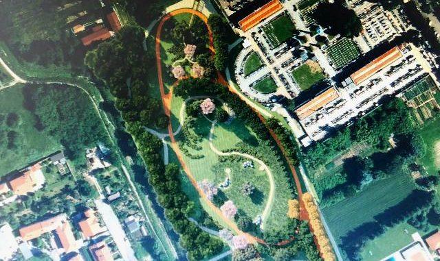 Parco Città Cassano progetto
