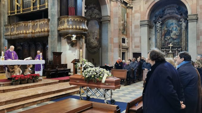 funerale faustina gigi farioli