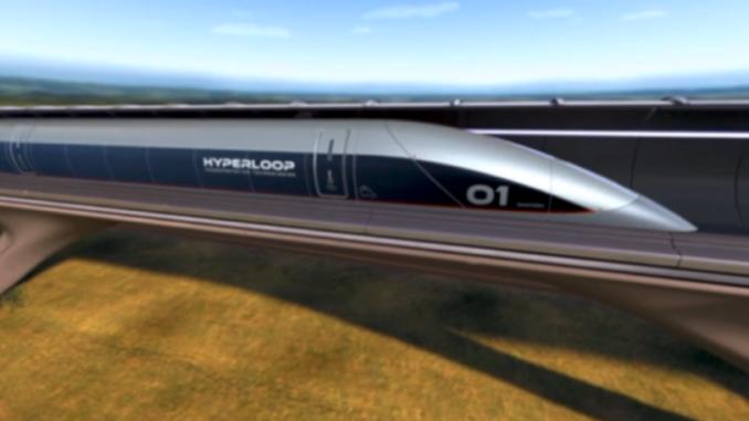 Malpensa Milano Cadorna Hyperloop