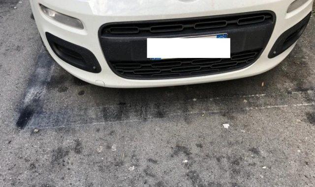 casorate parcheggio