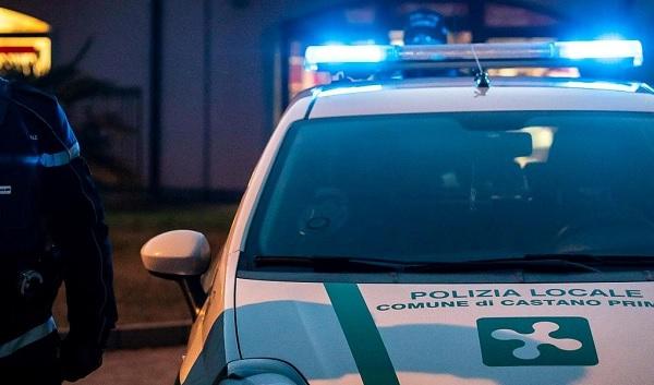 castanoprimo polizialocale immigrato danneggiamenti
