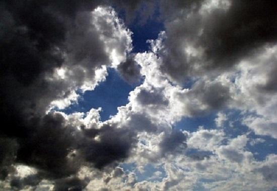 cielo sereno tempo variabile