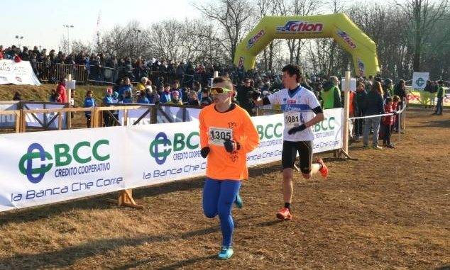 canegrate crosscountry corsa atletica