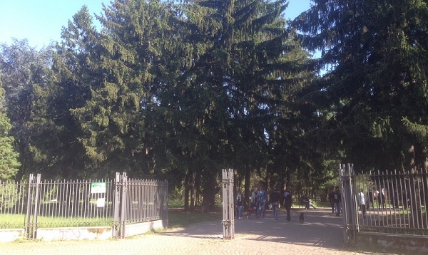 legnano verde parchi castello