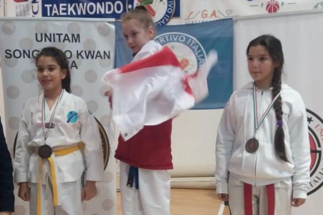 samarate Taekwondo