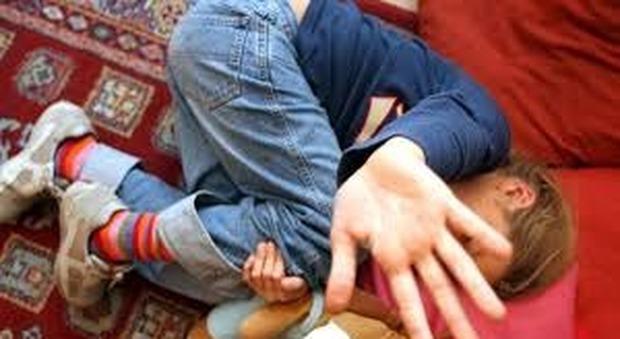 varesotto abusi figli disabili