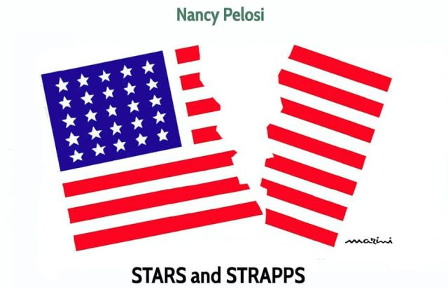 nancy pelosi marini