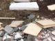 samarate rifiuti abbandonati