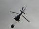 elicottero non identificato Malpensa