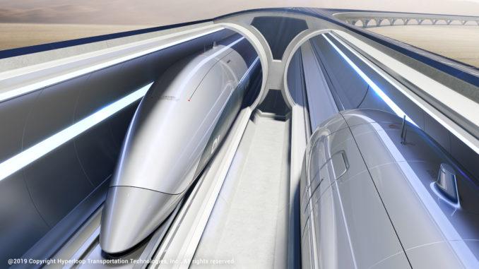 Hyperloop milano malpensa treno
