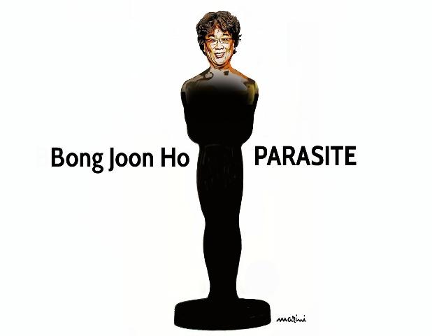 Oscar: Parasite fa la storia, primo 'miglior film' non inglese