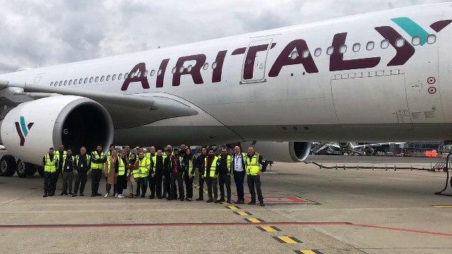 Airbus A330 Air Italy