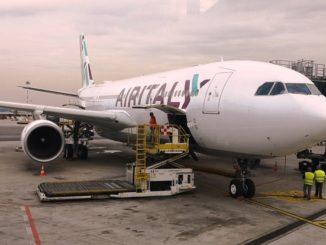 esuberi handling Air Italy