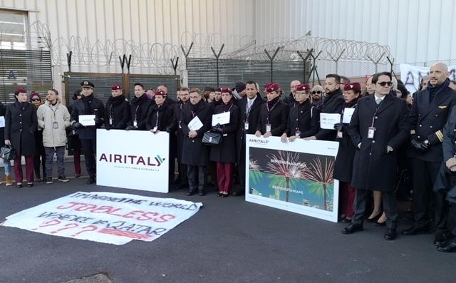 Eurofly Air Italy fallimenti