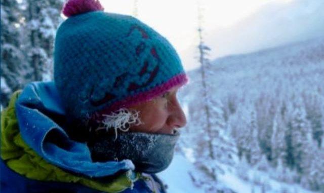 Marta Poretti ultramarathon Alaska